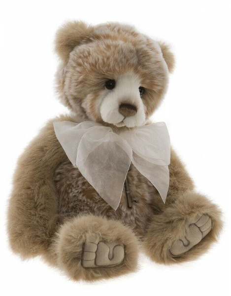 Michelle  jointed plush Charlie Bear.